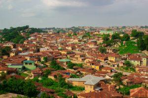 Somewhere in Nigeria, before the Virus